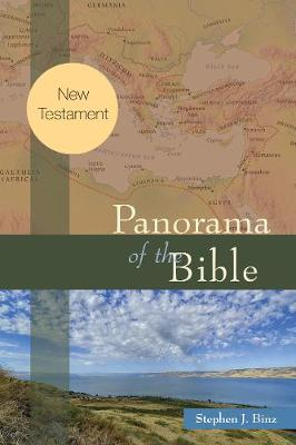 Panorama of the Bible: New Testament