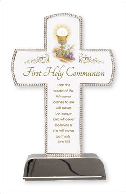 Communion Metal Cross