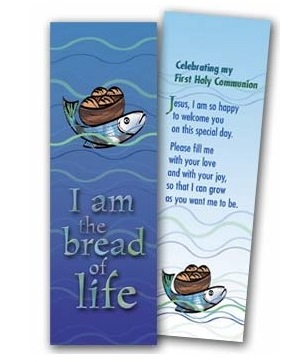 Communion - bookmark FHCB2 - pack of 25