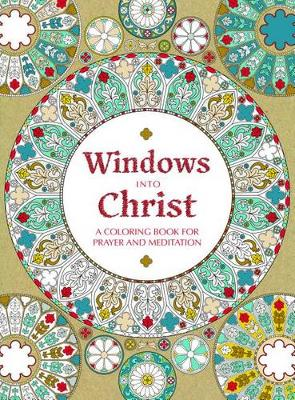 Windows Into Christ Colouring Book