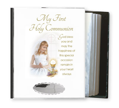Communion Photo Album - Girl