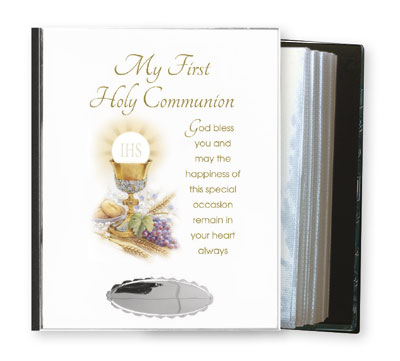 Communion Photo Album Symbolic