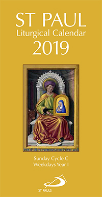 ST PAUL Liturgical Calendar 2019