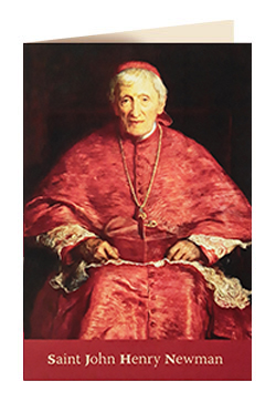 Blessed John Henry Newman - pack of 10 prayer cards