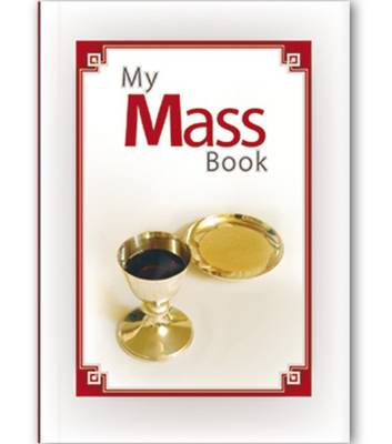 My Mass Book - 9781904785606
