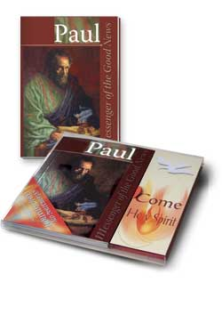 Paul, Messenger with Bookmark - Boxed Gift Set