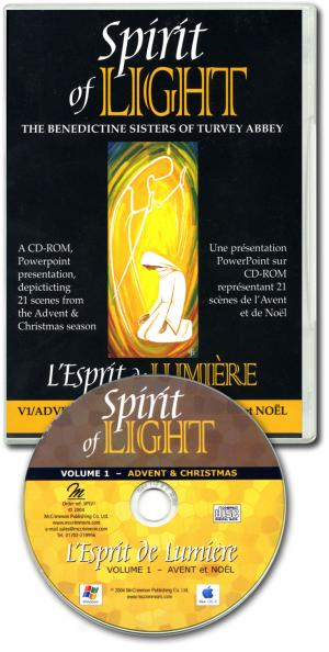 Spirit of Light / Volume 1 - CD ROM