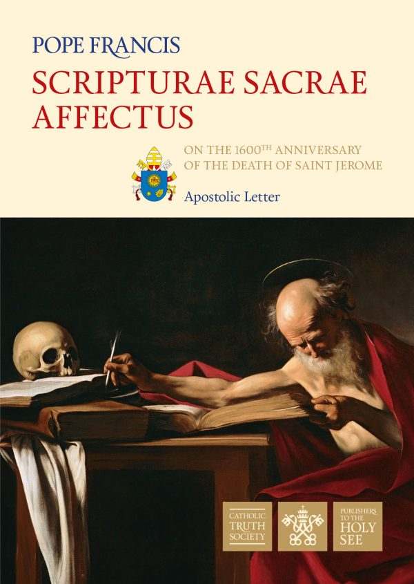 Scripturae Sacrae Affectus On Anniversary of the Death of St Jerome DO957