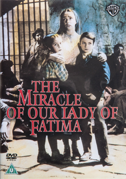 The Miracle of Our Lady of Fatima – PAL DVD