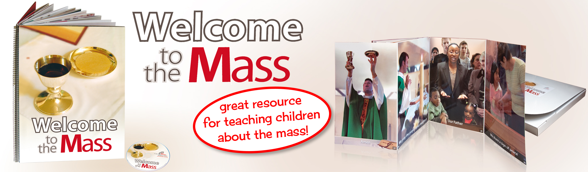 Welcome to the Mass Book by Pauline Books & Media