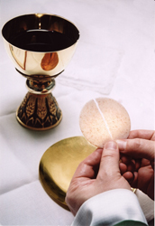 The Eucharist and holiness