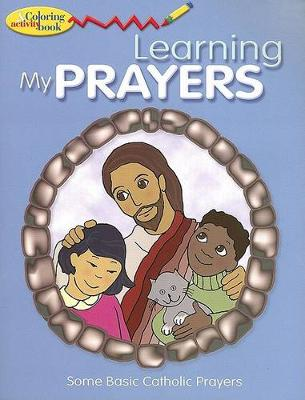 Learning My Prayers Colouring Book