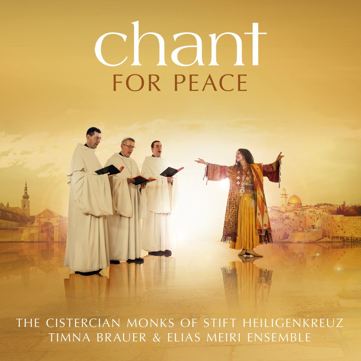 Chant for Peace CD