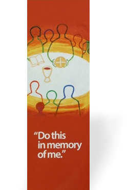 Communion - bookmark FHCB4 - pack of 25