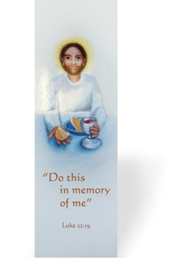 Communion - bookmark FHCB5 - pack of 25