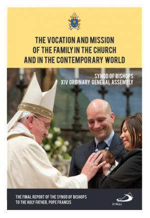 The Vocation and Mission of the Family in the Church and in the Contemporary World