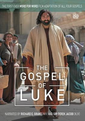 The Gospel of Luke: The First Ever Word for Word Film Adaptation of All Four Gospels [DVD]