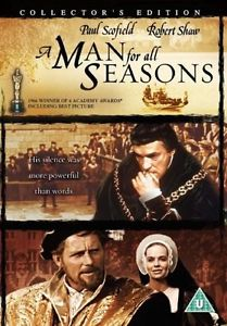 Man for All Seasons - PAL DVD