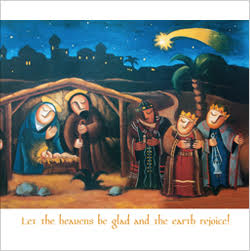 Christmas Greeting – 6 (Pack of 5)