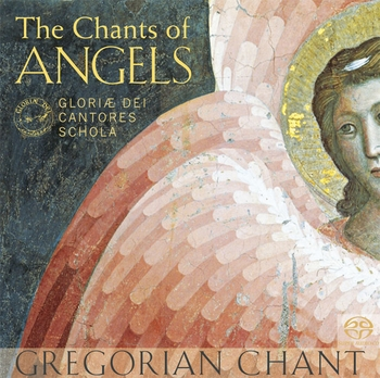 The Chants of Angels  Vol. 1 & 2 - Gregorian Chant CD