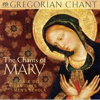 The Chants of Mary - Gregorian Chant CD