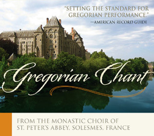 The Best of Solesmes - Gregorian Chant 2-CD set: Vol 1 & 2