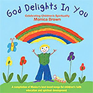 God Delights in You CD