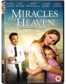Miracles From Heaven - PAL DVD
