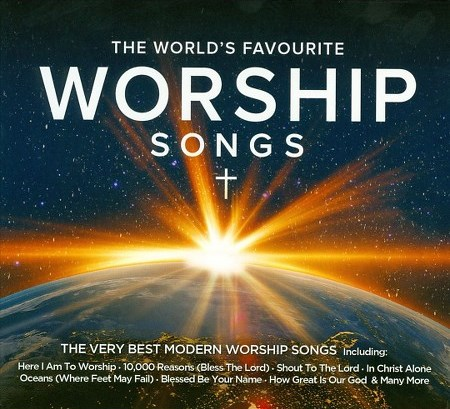 World's Favourite Worship Songs 3-CD