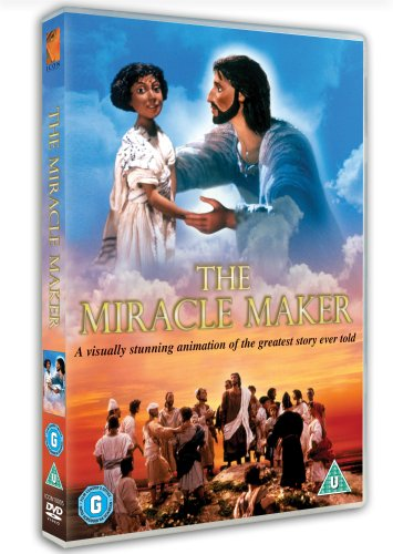 The Miracle Maker - PAL DVD