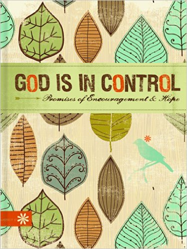 God Is in Control: Promises of Encouragement & Hope