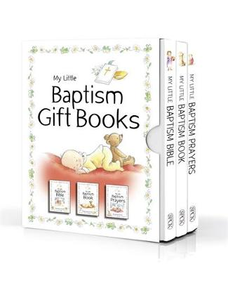 My Little Baptism Gift Books (set of 3)