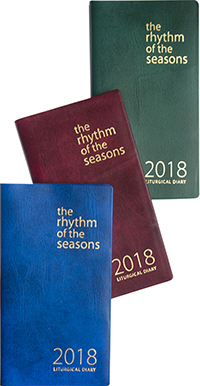 Rhythm of the Seasons Diary - 2018