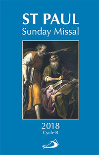 ST PAUL Sunday Missal 2018