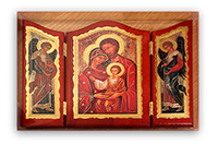 Icon Holy Family TP2/PS