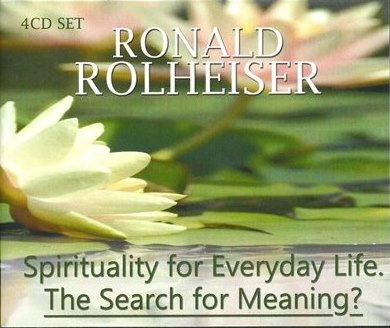 Spirituality for Everyday Life - Audio Book