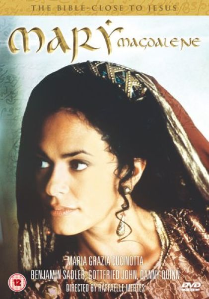 DVD The Bible Mary Magdalene