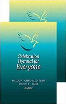 Celebration Hymnal For Everyone - Melody/guitar Ed Vol 1&2