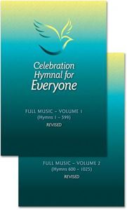Celebrate Hymnal for Everyone Set: Full Music  vols. 1&2