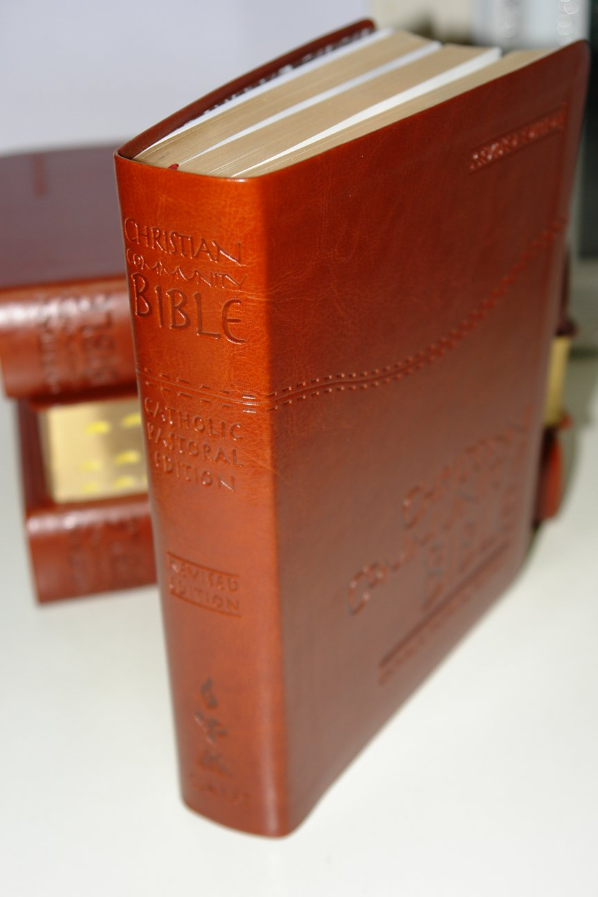 Christian Community Bible  - Large Edition