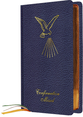 Confirmation Sunday Roman Missal – Blue