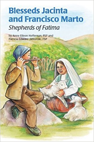 Saints Jacinta and Francisco Marto Shepherds of Fatima
