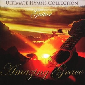 Amazing Grace Guitar CD