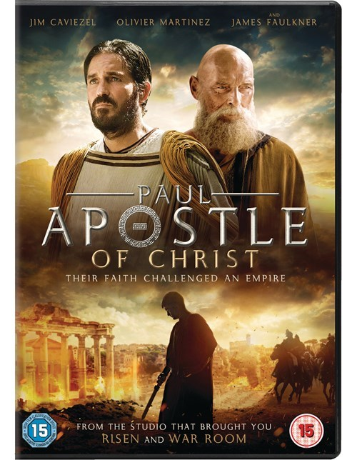 Paul Apostle of Christ DVD