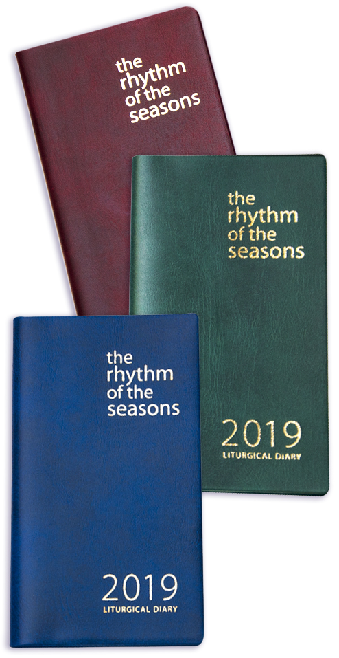 Rhythm of the Seasons Diary 2019