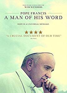 Pope Francis - A Man of His Word DVD