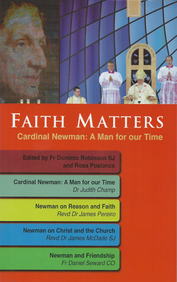 Faith Matters: A Man for our Time