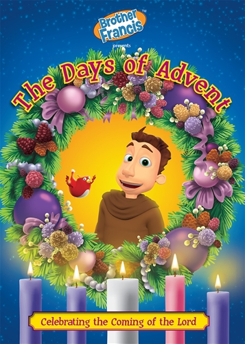 Brother Francis: The Days of Advent DVD