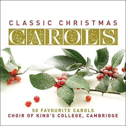 CD Classic Christmas Carols