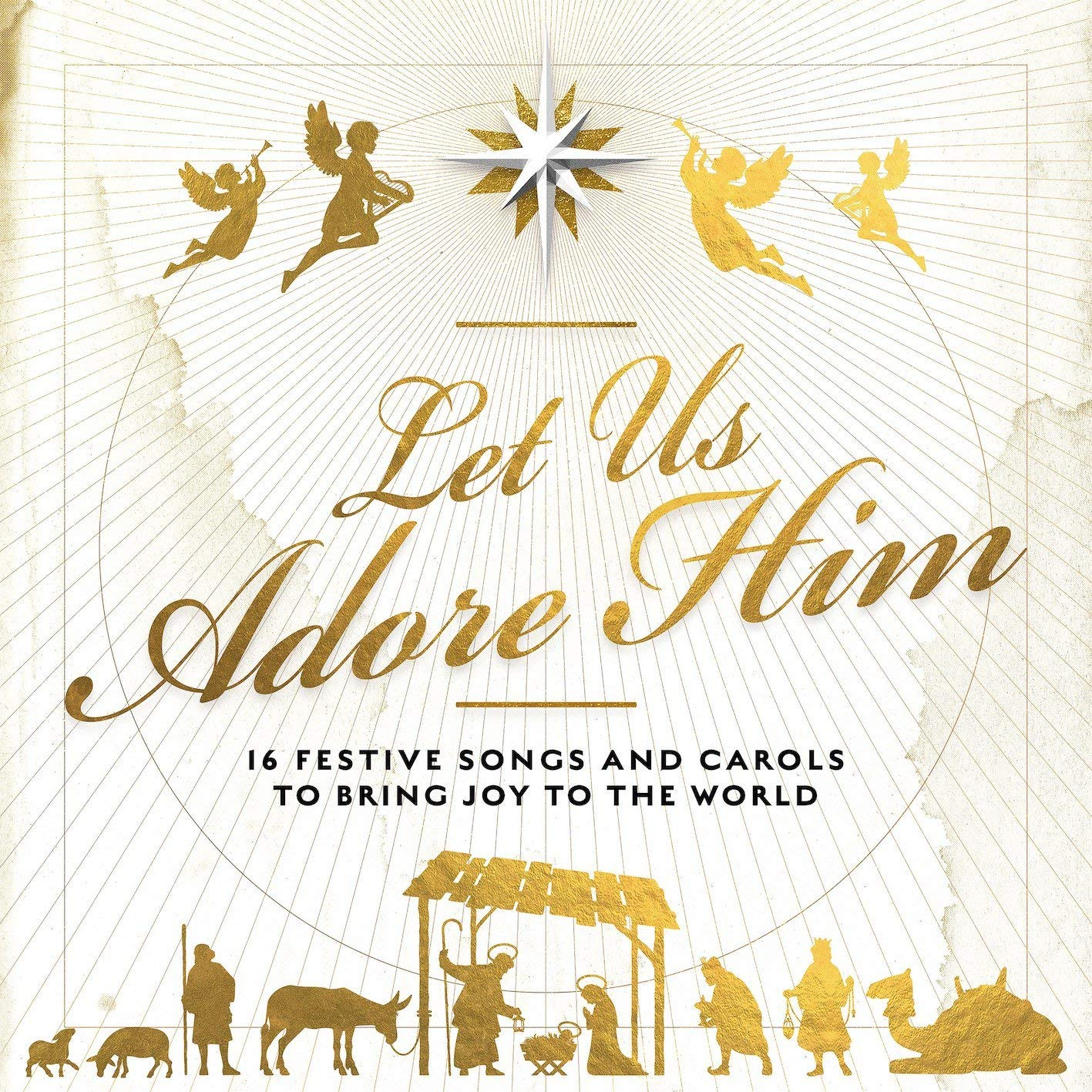 Let Us Adore Him CD